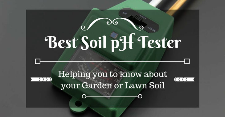 best soil ph tester