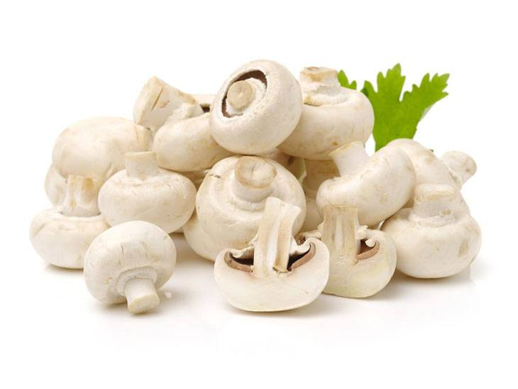 how many calories in mushrooms 001