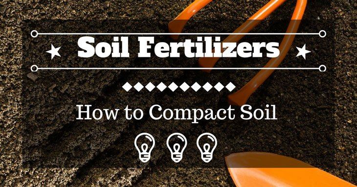 how to compact soil