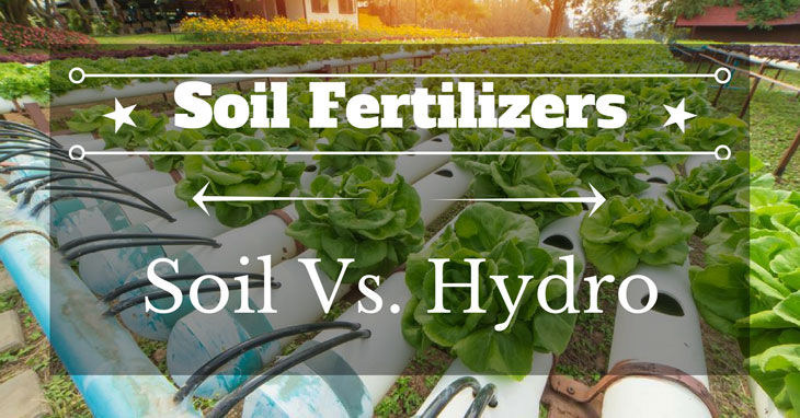 Soil vs Hydro