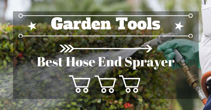 best hose end sprayer