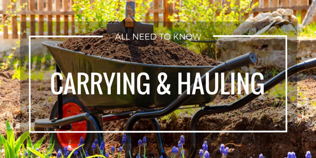 Carrying & Hauling Page