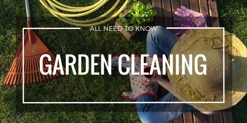 garden cleaning page