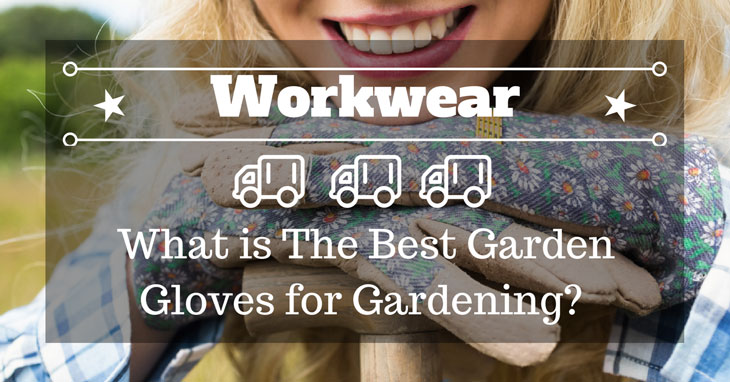 best garden gloves for gardening