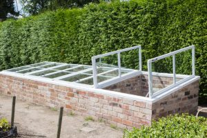 Store it in The Basement - Cold frame