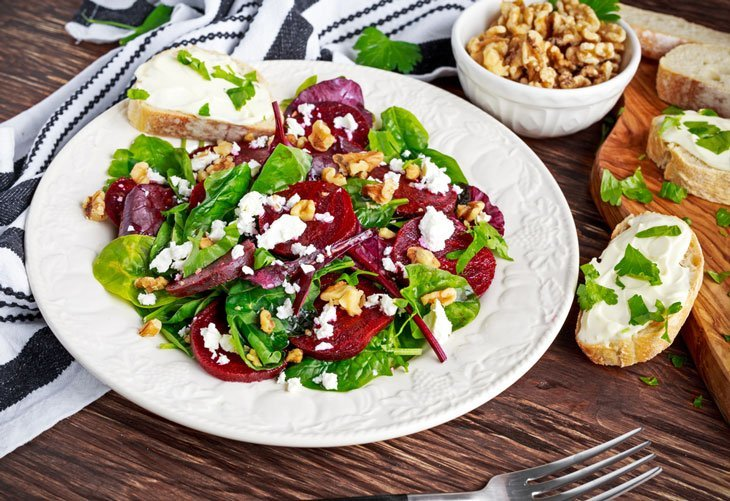 how to prepare beets - Beet Mixed Salad