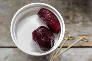 how to prepare beets - Boiling Beets