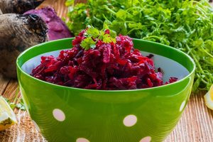 how to prepare beets - Eating it Raw