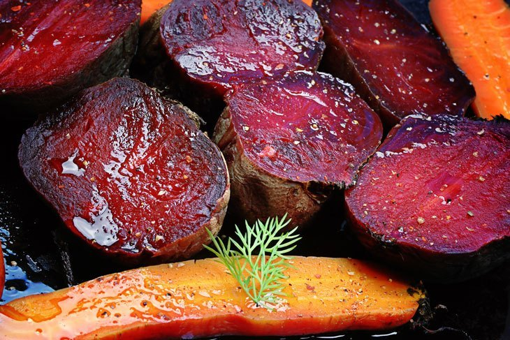 how to prepare beets - Roasting the Beets