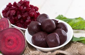 how to prepare beets - Steamed Beets