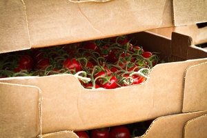 how to ripen tomatoes - Ripening by Cardboard Box